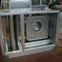 Soundproof Cabin Centrifugal Fans