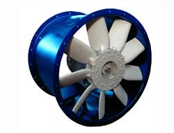 single axial fan