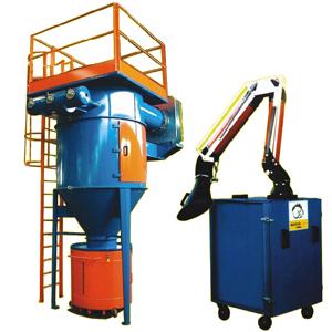 Filtri per aria industriali
