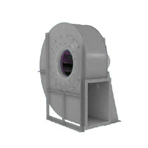 Medium pressure direct-coupling centrifugal fans